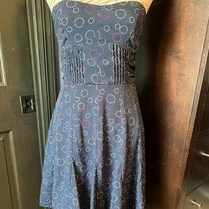 AEO strapless dress